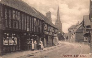 East Street Petworth Postcard