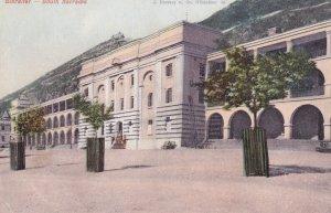 GIBRALTAR, 1900-1910s; South Barracks