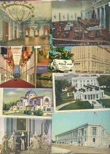 cpc157 postcard collection FIFTY Washington DC