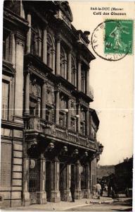 CPA Bar le Duc-Café des Oiseaux (232048)