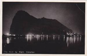 RP, The Rock By Night, Gibraltar, PU-1954