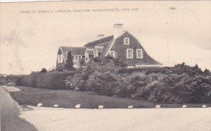 Massachusetts Cape Cod Home Of Joseph C Lincoln Chatham