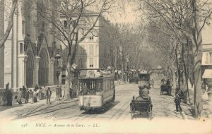 France Nice Avenue de la Gare 03.32