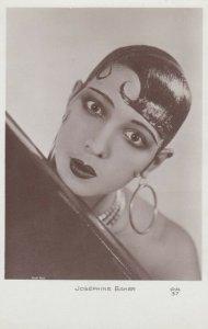 RP: Josephine Baker , Head Portrait #2, 1920s