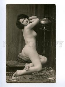 128990 NUDE Woman BELLE Vintage Real PHOTO SAPI #2207 PC