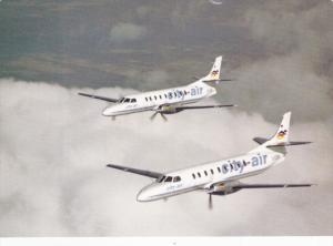 city-air Germany AG Fairchild Metro 23 Airplanes , 80-90s