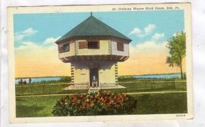 Anthony Wayne Block House, Erie, Pennsylvania, 1930-1940s