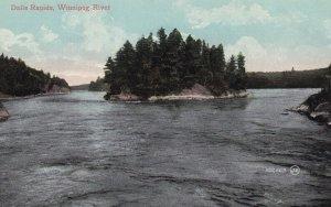 WINNIPEG, Manitoba, Canada, 1900-1910s; Dalls Rapids