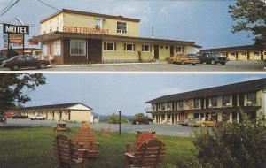 2-views,  Hotel-Motel Hospitalite Rive Sud Inc.,  St. David,  Cte Levis,  Que...