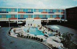 Towne Terrace,Executive Inn, Louisville, Kentucky,40-60s