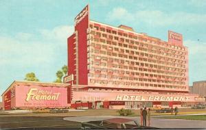 Nevada Las Vegas Fremont Hotel