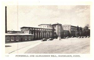 Connecticut  Danielson , Powdrell and Alexander Mill