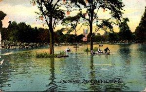 Ohio Cleveland Brookside Park