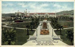 The Hotel at Beverly Hills