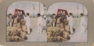 SV: Philippines Islands , 1890-10s ; A Hemp Merchant of Manila