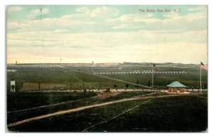 1909 The Butts, Sea Girt, NJ Postcard *5Q(2)12