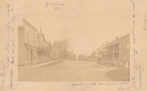 RP; Main Street (dirt) , SPARTA , Ontario , Canada , PU-1906