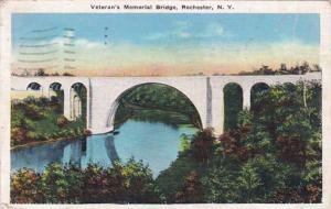 New York Rochester Veterans' Memorial Bridge 1939
