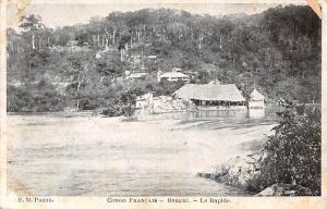 Central African Republic Congo Francais, Bangui Bangi, Le Rapide 1914