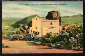 Pueblo at Red Rocks,Denver Mountain Parks,CO