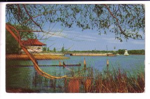 Richelieu River, Chambly Canal, Quebec, Canada, Used 1962
