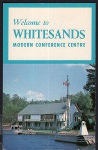 Ontario ~ Whitesands Conference Centre PETERBOROUGH Chrome 1950s-1970s