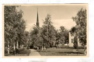 RP: Vadstena , Sweden, 30-40s ; Strandpromenaden