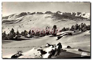 CPM Font Romeu Snow and Ice In The Sun the calm of the ski fields