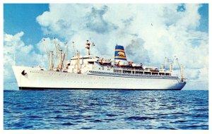 S.S. Mariposa S.S. Monterey  1970 Pacific Far East Lones