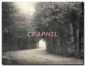Old Postcard The Bourbilly As Calf