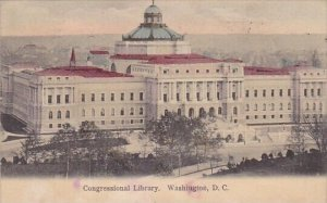 Congrssional Library Washington D C  1905