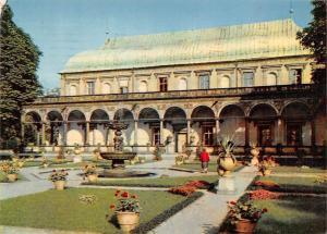 Czech R. Praha Letohradek Kralovny Anny Belveder Queen Anne's Pavilion