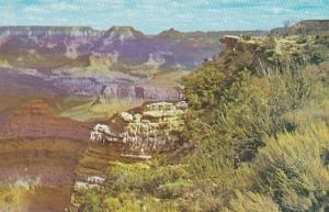 Arizona Grand Canyon At Mather Point