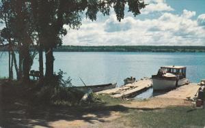 View of Lake Mindemoya, MANITOULIN ISLAND, Ontario, Canada, PU-1961