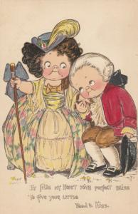 Grace DRAYTON-WIDERSEIM, 00-10s ; TUCK 243 ; Romance Couple