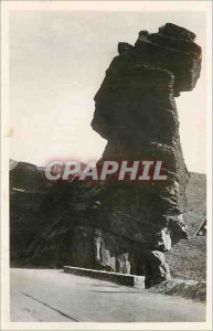 Postcard Modern 165 head of woman guardian of the gorge daluis