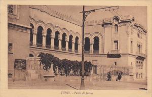 Tunisia Tunis Palais de Justice