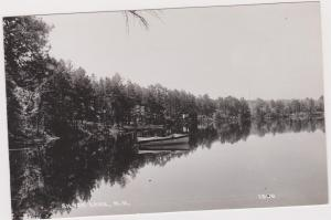 RP, Boat, Silver Lake, New Hampshire, 1930-1940s