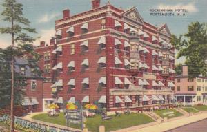 New Hampshire Rockingham Hotel