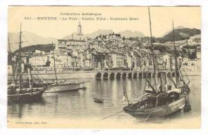 Menton , France, 00-10s : Le Port