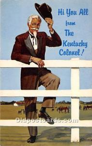 The Kentucky Colonel 1966