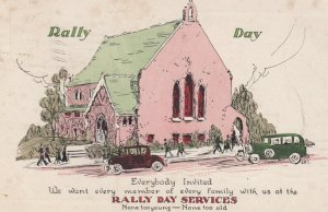 RALLY DAY , 00-10s ; Church