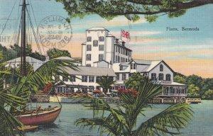 BERMUDA, PU-1948; Flatts