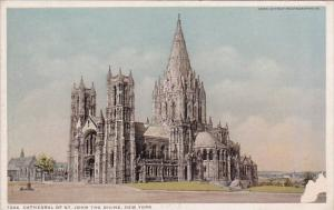 Cathedral Of Saint John The Divine New York