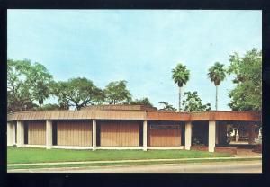 Dunedin, Florida/FL Postcard, Dunedin Public Library On Main Street