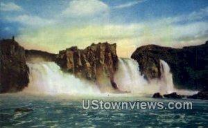 Twin Falls - Snake River, Idaho ID