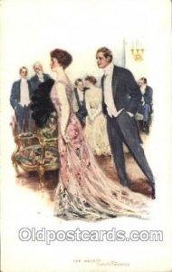 Artist Signed Clarence Underwood Series No. 782 Unused light corner wear, Unused