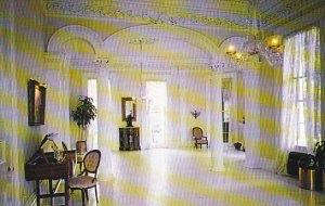 Louisaiana White Castle Nottoway Plantation Grand White Ballroom