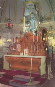Shrine of the Most Holy Rosary , CAP DE LA MADELEINE , Quebec , Canada , 50-60s