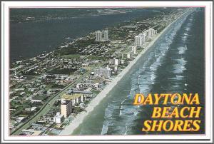 Florida, Daytona - Beach Shores - [FL-095X]